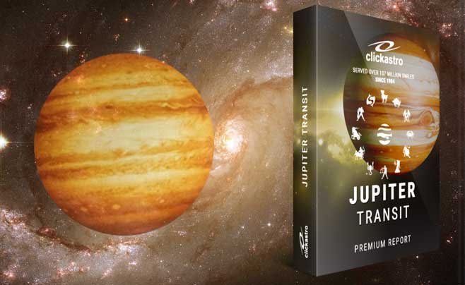 Jupiter Transit Predictions