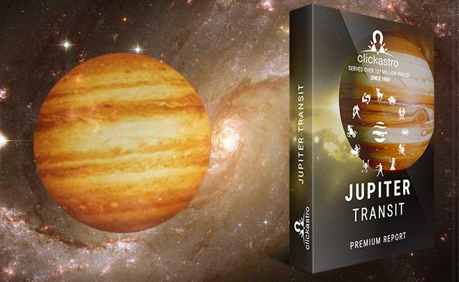 Jupiter Transit Predictions