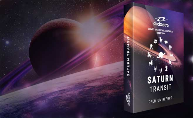 Saturn Transit Predictions
